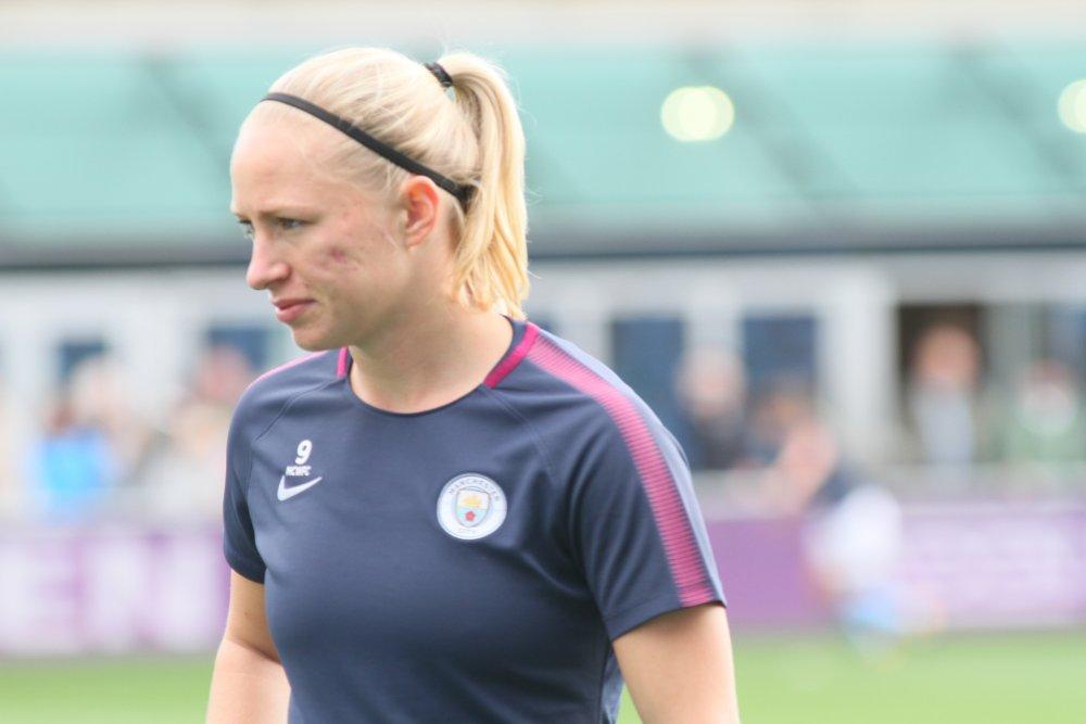 Manchester City's Pauline Bremer