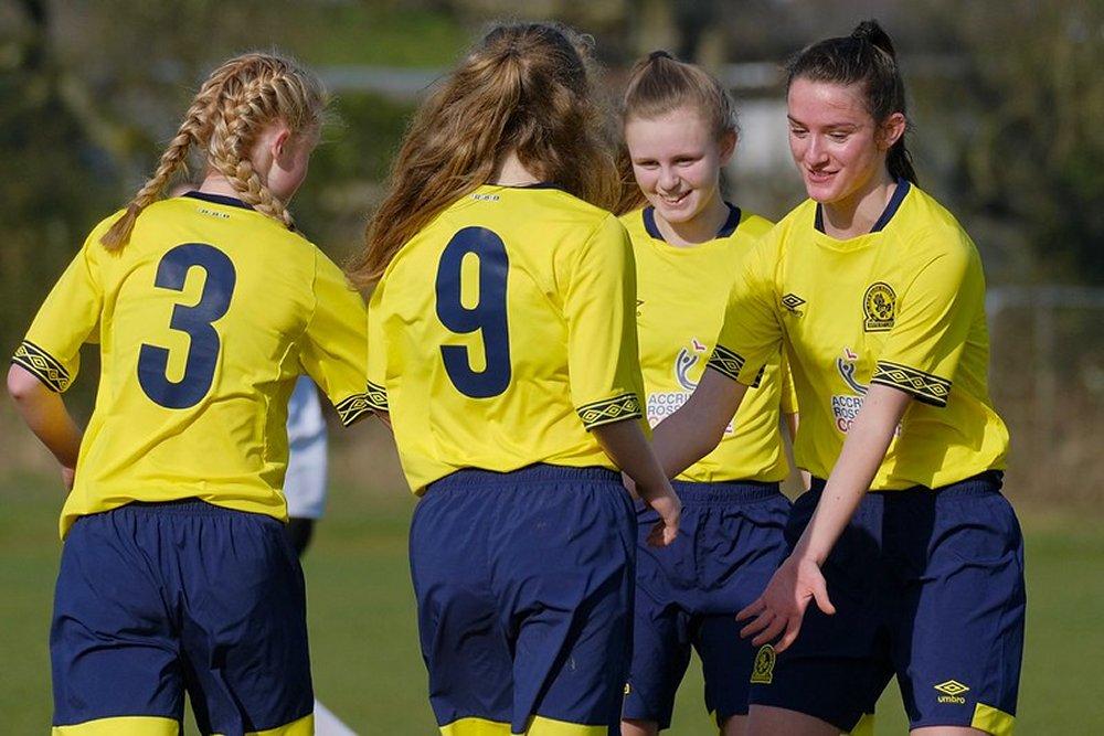 Blackburn Roevrs U-16s won on sudden-death penalties