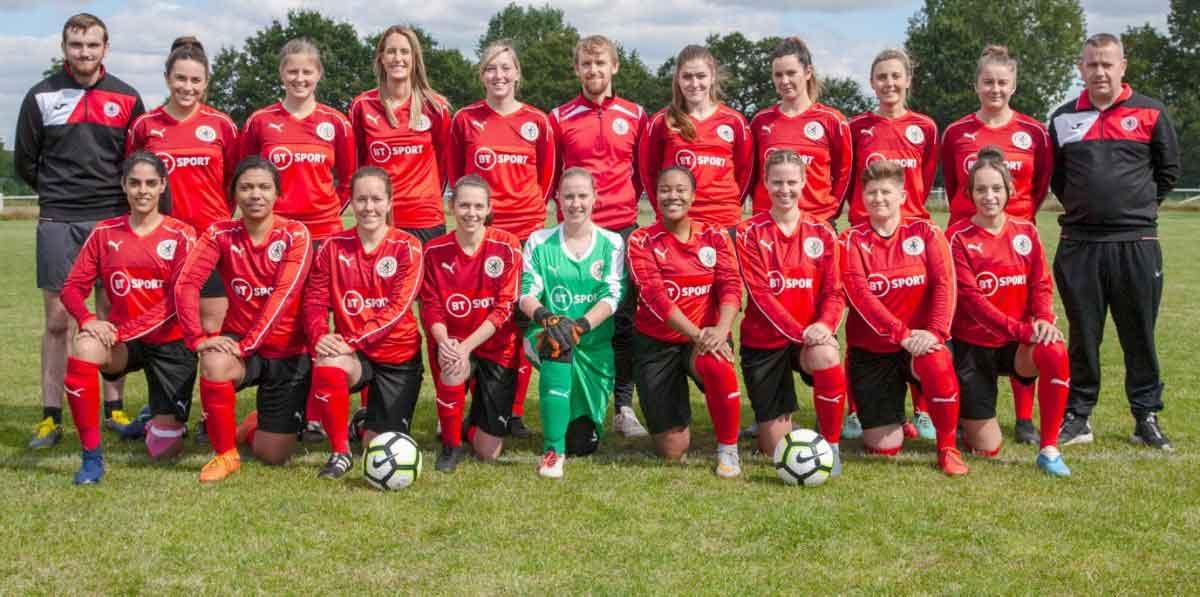 Solihull United Ladies