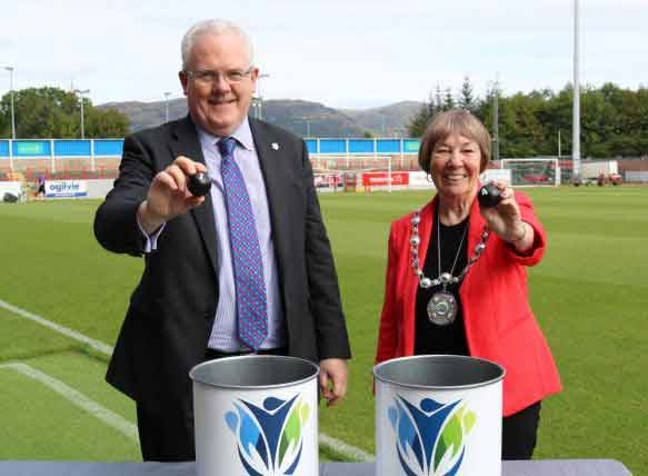 Draw fo the SSE Scottish Women's Cup semi-finals