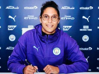 Man City's new signing, Karima Benameur