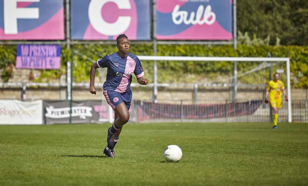 Dulwich Hamlet's Michaella Williams