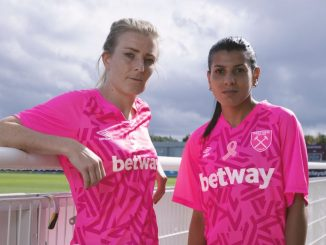 West Ham partner with Breast Cancer Now