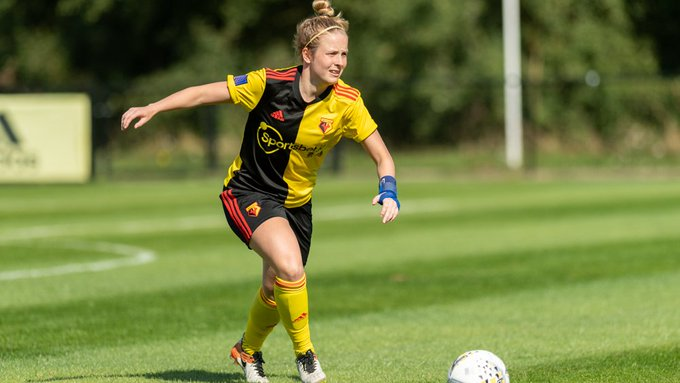 Anne Meiwald was among Watfords scorers