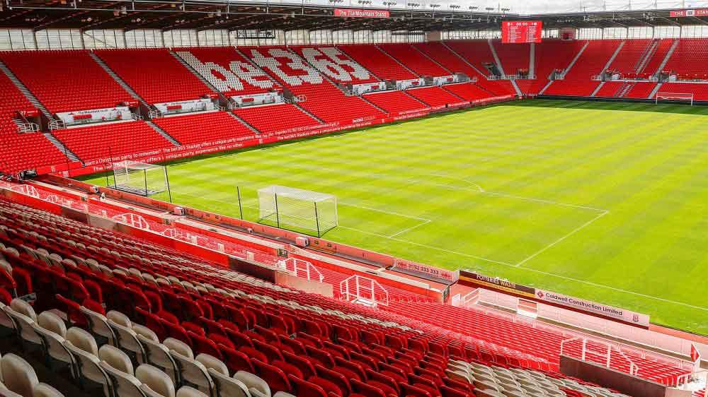 Stoke City FC's bet365 stadium