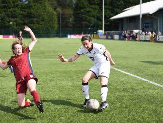 Swansea City won at Cardiff Met