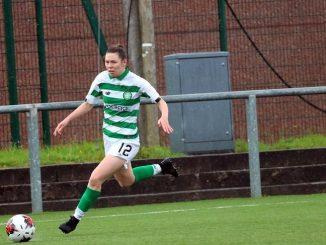 Celtic's Rachel ;Donaldson