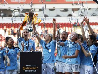 Manchester City lift the Conti Cup
