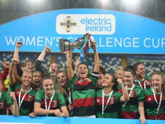 Electric Ireland Cup winners, Glentoran