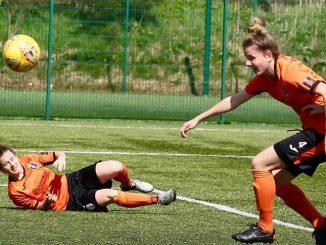 Glasgow City scorer, Hayley Lauder