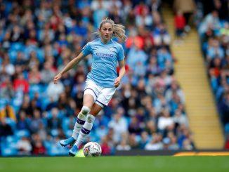 Man City's three-goal Janine Beckie