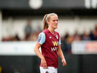 Marisa Ewers of Aston Villa