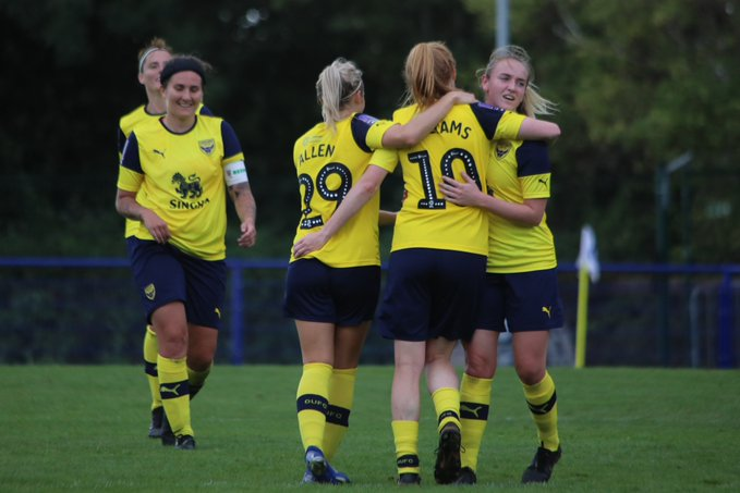 Oxford United visit Crawley Wasps