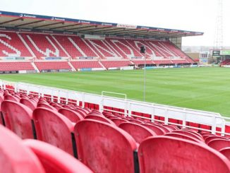 Swindon Town will play at the County Ground