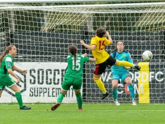 Watford rescued a point against Yeovil in September