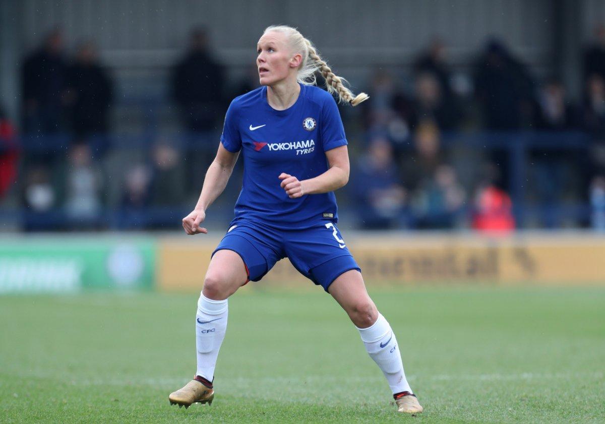 Maria Thorisdottir suffers broken leg