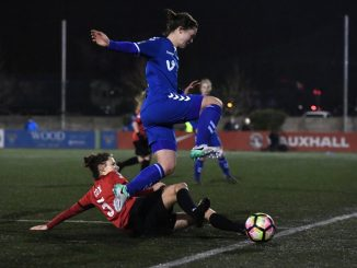 Durham's new signing, Danielle Cox