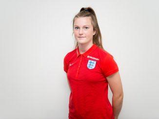 Ruby Mace got England U-17's opener.