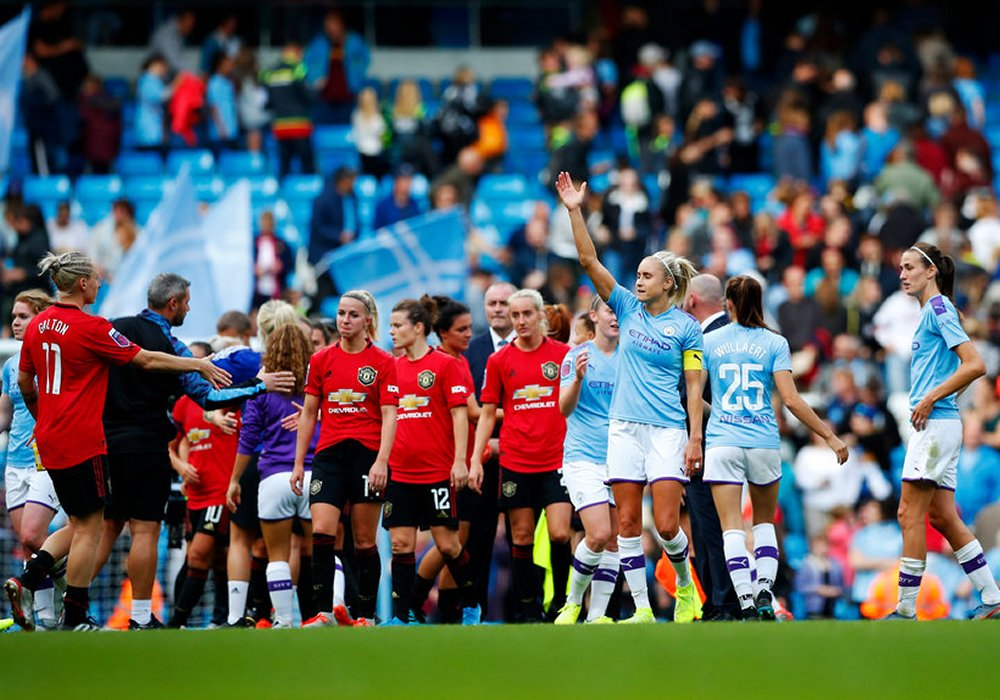 Second Manchester derby of the season coming up