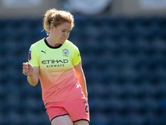 Aoife Mannion suffers an ACL injury