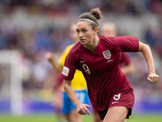 Jodie Taylor previews England v Germany