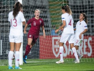 Beth Mead got England's goal Portugal