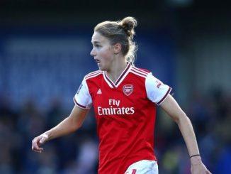 Gunners' four-goal Vivianne Miedema