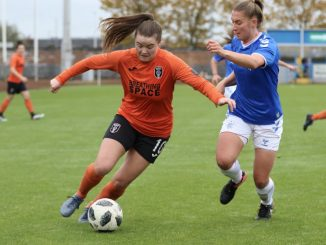 Glasgow City won through to the SSE Scottish Women;s Cup final