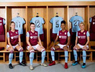 Aston Villa get new sponsor