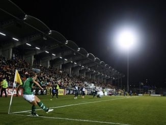 epublic of Ireland's record crowd