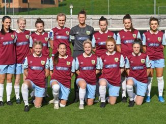 Burnley level on points with FAWNL Northern Premier leaders