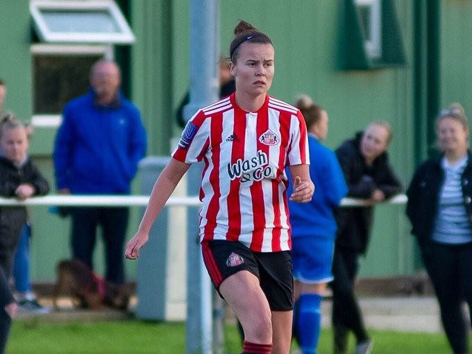 Illness ends Courtney Stewart's Sunderland career