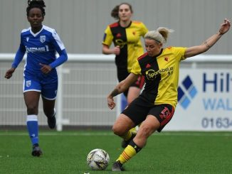 Watford went top of the FAWNL Southern Premier.