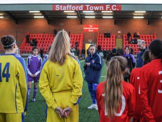 ESFA England U-15 schoolgirls trialists