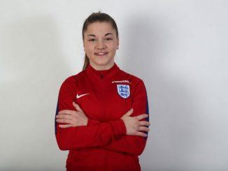 England U-19s' four-goal Jess Park