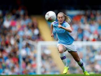 Keira Walsh got Man City's opener