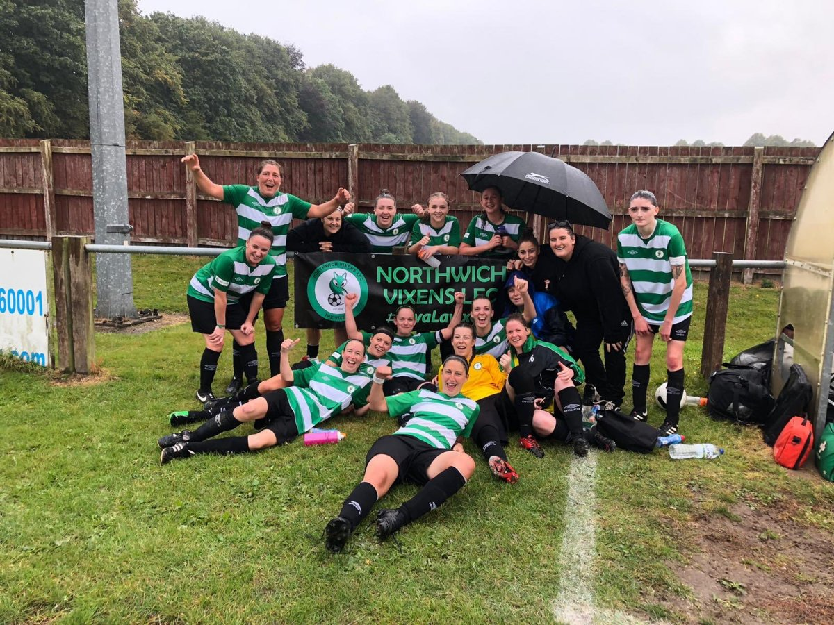Northwich Vixens hoping to cause a cup shock
