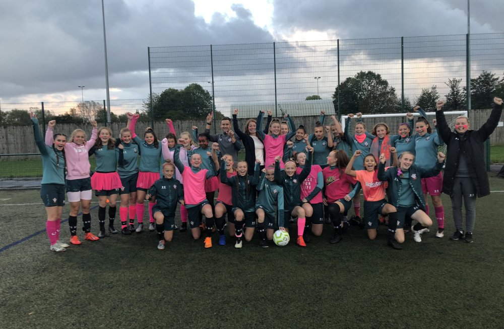 Southampton beat Girls' Cup holders