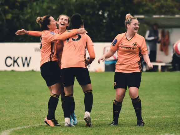 Wolves knocked out top-flight Fylde