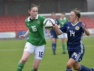 Northern Ireland squad for '#WU19EURO qualifiers