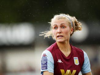 Emma Follis got Aston Villa's opener
