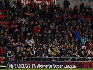 FA WSL fans
