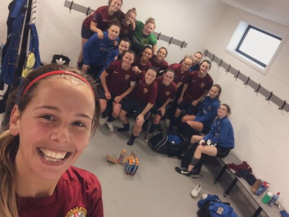 Chester le Street Town progress in the Women's FA Cup