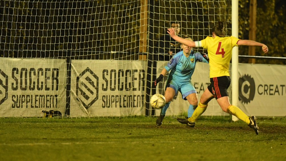 Watford into FA WNL Plate QFs
