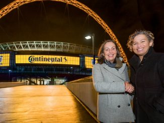 Continental Tyres to reach 10-year milestone of supporting women's football