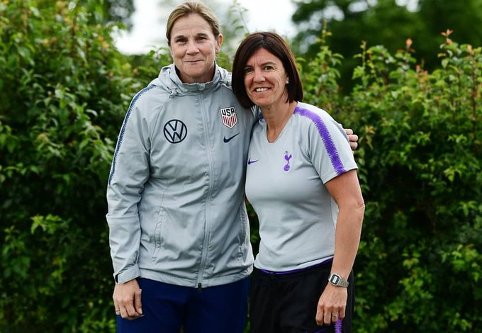 Jill Eliis to make a special appearamce at North London derby