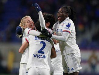 Lyon broke the French League crowd record