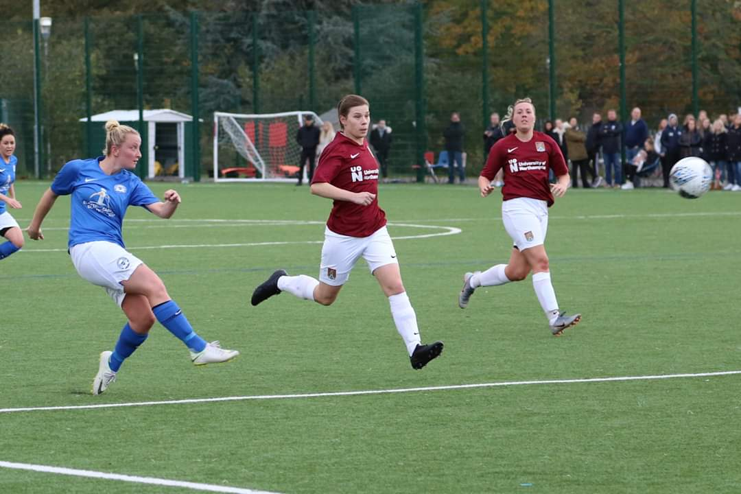 Peterrborough United beat Northampton Town 4-2