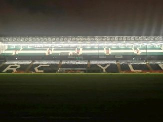 Plymouth Argyle's new Mayflower Stand
