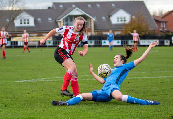 Sunderland stayed top on FA WNL Northern premier.